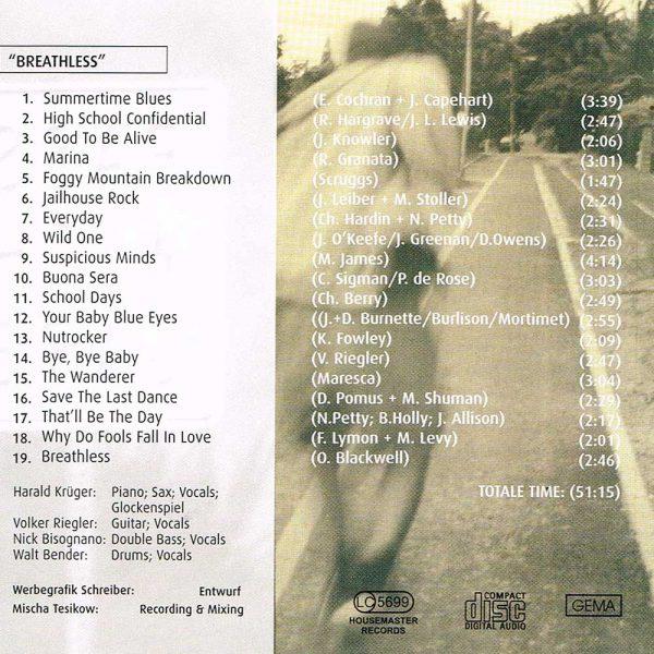 Low Budget -Breathless-CD kaufen