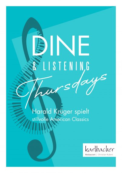 Dine-Listening-Krüger rockt