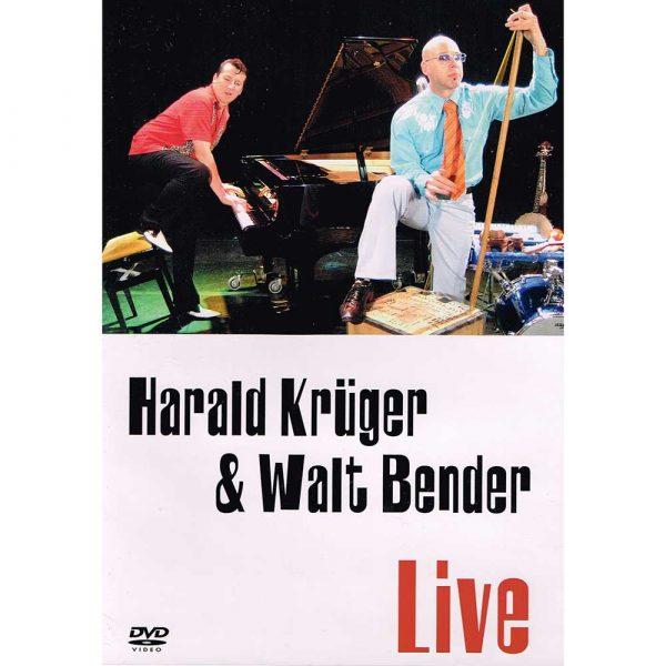 Harald-Krüger-Walt-Bender-DVD kaufen