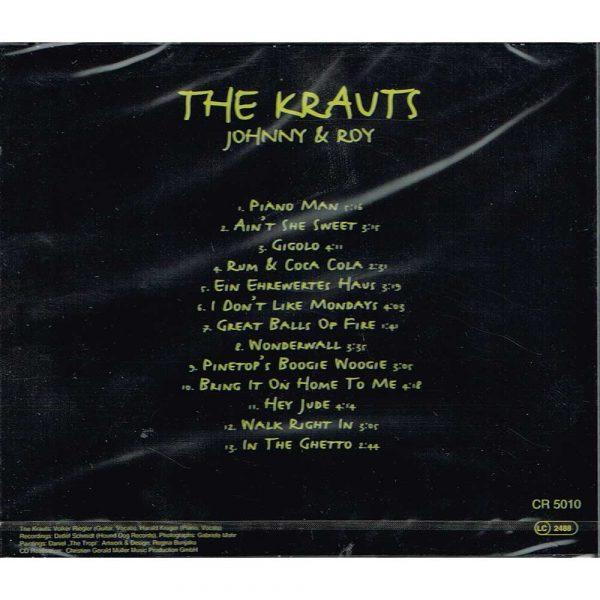 The Krauts-Johnny-Roy-CD kaufen
