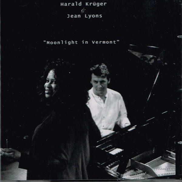 Harald Krueger und Jean Lyons - Moonlight in Vermont - CD kaufen