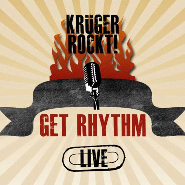 Krüger rockt get rhythm CD kaufen